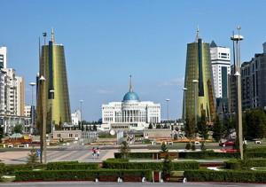 Kazachstan-Astana-ulica