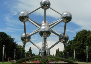atomium-belgia