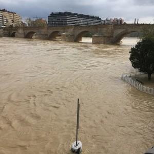 Saragossa-rzeka
