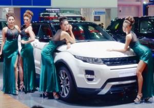 auto-kobiety